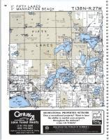 Fifty Lakes, Manhattan T138N-R27W, Crow Wing County 1995